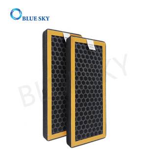 Honeycomb Active Carbon HEPA Filters for HoMedics Air Purifier models AT-PET01 AT-PET02