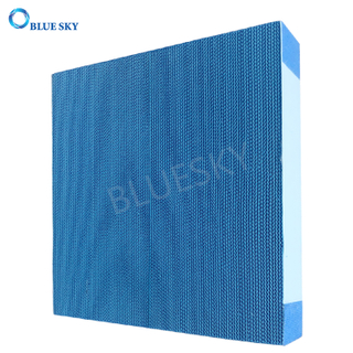 Replacement Custom Size Blue Humidifier Wick Filters