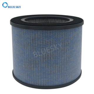 Air Purifier Customized Cartridge Activated Carbon HEPA Filter