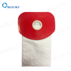 Red Collar HEPA Filter Non-woven Bag for Household Vacuum Cleaner