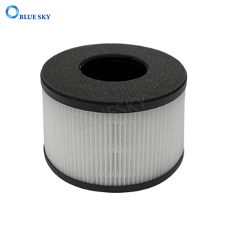 Cartridge 3-in-1 True HEPA Filters for BS-03 Air Purifiers Part U & Part X