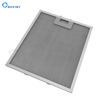 Aluminum Mesh Grease Hood Filter for Range Hood Parts