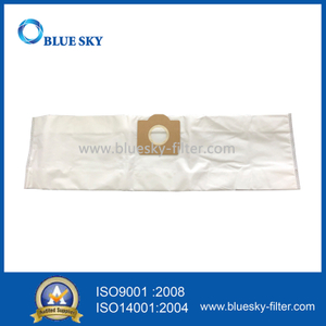White Non-Woven Dust Bag for Karcher 6.959-130.0 Vacuum Cleaner