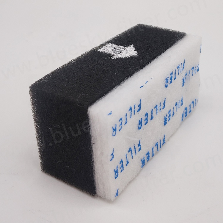 Vacuum Cleaner Foam Filter Compatible with Hoover BH53020 Vacuum Part # 440012835