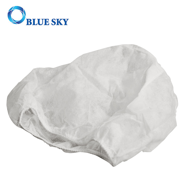 Vacuum Cleaner White Synthetic Fiber Spunbonded Dust Bags