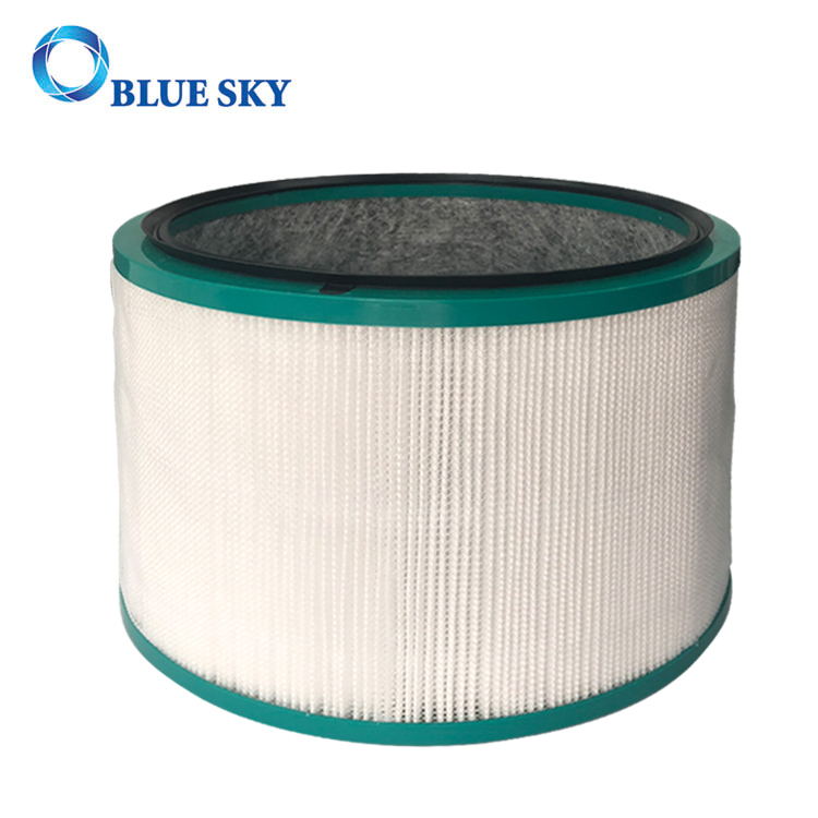 Cartridge HEPA Air Filter for Dyson HP03/HP00/Dp03/Dp01 Desk Air Purifier Replaces Part 967449-04