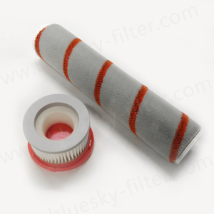 Roller Brush Spare Parts Kits for Xiaomi V9 Vacuum Cleaners