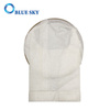 White Paper Dust Filter Bag for Tristar Canister Vacuum Cleaners