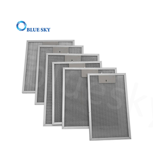 Customized Aluminium Mesh Grease Filter Range Hood Filter for Kitchen