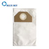 White Non-Woven Dust Collection Bag for Karcher WD3200 Vacuum Cleaner