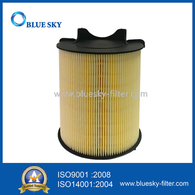 Auto Air Intake Cartridge Filter for Audi A3 / VW Cars 1F0129620