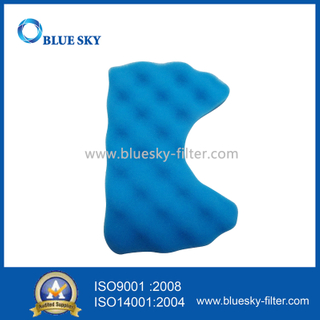 Wavy Foam Filters For Samsung DJ97-01159B Vacuum Cleaners