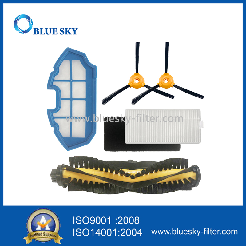 What is the best type of robot vacuum filter?(1)