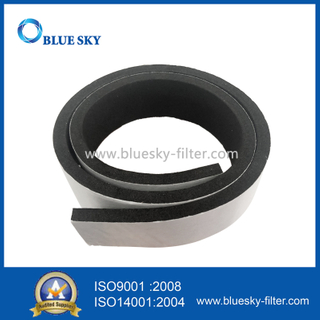 Soft Bumper Guard for Robot Vacuum Cleaners