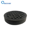 Round Activated Carbon Granule Vacuum Cleaner HEPA Filter