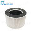 True 3-in-1 Pre Filter+HEPA +Active Carbon Filter for Air Purifiers