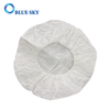 White Paper Dust Filter Bag for C-VAC Vacuum Cleaner