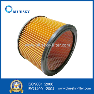 Customized Orange Canister Vacuum Cleaner Filter Replacements