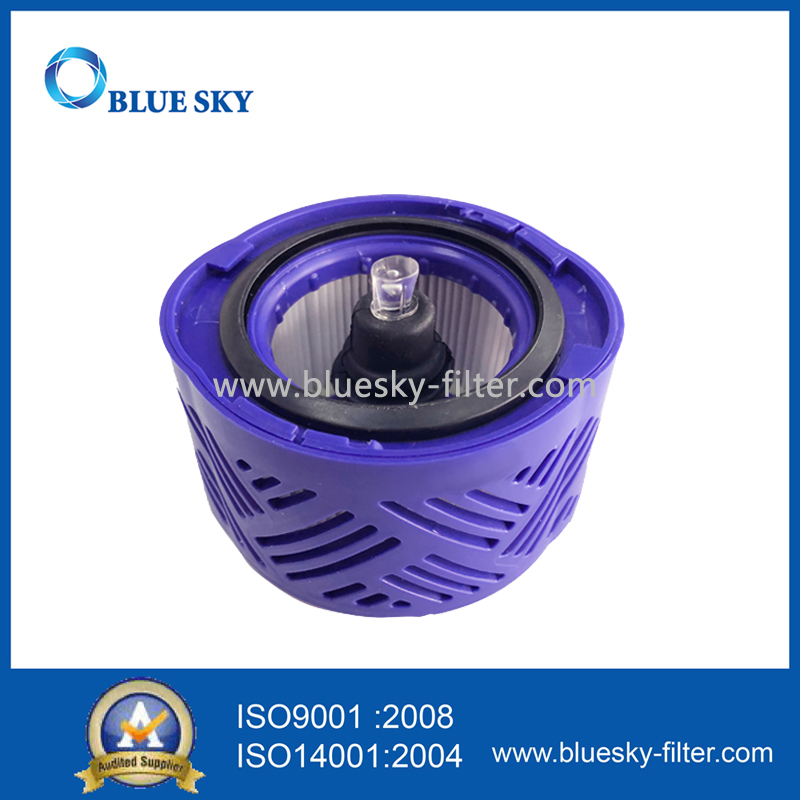 Customized Pueple HEPA Post Filter for Dyson V6 DC59 Vacuum Cleaner