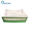 Green Card Board Vacuum Cleaner HEPA Dust Filter Bags