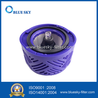 Customized Purple HEPA Post Filter For Dyson V6 DC59 Vacuum Cleaner