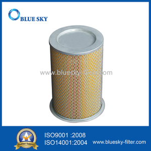 Cartridge Canister H13 HEPA Filters for Commercial Vacuum Cleaner