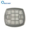 Gray Filters for Hoover Vacuum Cleaners Replace 440002094 SH20090