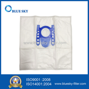Vacuum Cleaner Nonwoven Dust Bags Replacement for Siemens VS06B1110