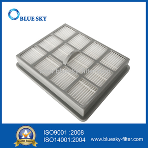 Gray Replacement Panel Square Vacuum Cleaner Pet Filters