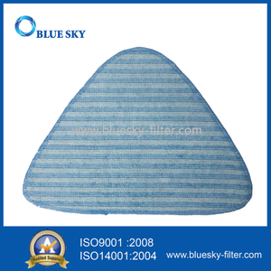 Microfiber Steam Vacuum Cleaner Mop Pads for Dirt Devil 0318002