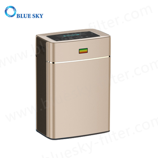 6 Stages Filtration Intelligent Smoking Filter Pm2.5 Ionic Air Cleaner Remove Formaldehyde Home PRO Ionic Air Purifier Ap-C230A