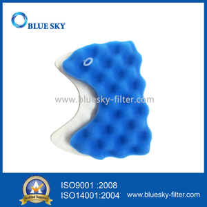 Replacement Blue Foam Filters for Samsung Vacuum Cleaners