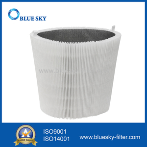 Replacement Filter Compatible with Blueair Pure 411 Air Cleaner Purifier